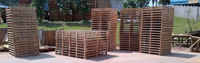 อาร์เอ็มพาเลท แอนด์ ซัพพลาย พาเลทไม้ ลังไม้ แข็งแรง ส่งออกได้